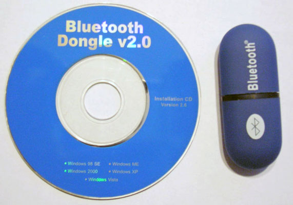 Bluetooth Dongle Adapter A3